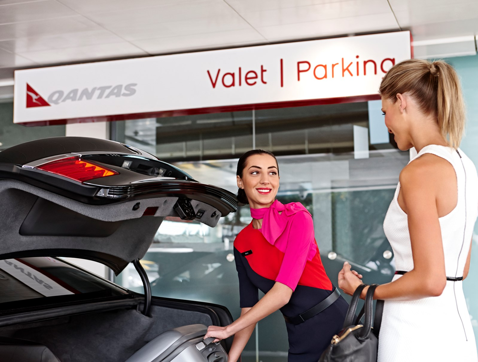 Equity Valet Parking